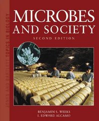 Microbes And Society 2nd edition 9780763746490 0763746495