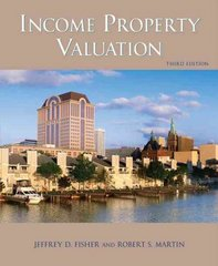 Income Property Valuation 3rd Edition 9781419596230 1419596233