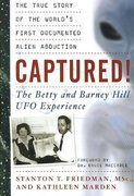 Captured! The Betty and Barney Hill UFO Experience 1st Edition 9781564149718 1564149714
