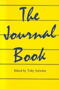 The Journal Book 1st edition 9780867091755 0867091754