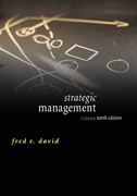 Strategic Management 10th edition 9780131503472 0131503472