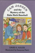 Cam Jansen: the Mystery of the Babe Ruth Baseball #6 0 9780670200375 0670200379