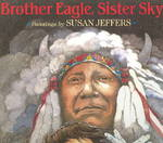 Brother Eagle, Sister Sky 0 9780803709690 0803709692