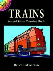 Trains Stained Glass 0 9780486409726 0486409724