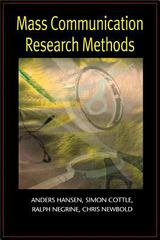 Mass Communication Research Methods 1st Edition 9780814735725 081473572X