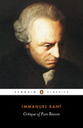 Critique of Pure Reason 1st Edition 9780140447477 0140447474