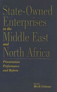 State Owned Enterprises in the Middle East and North Africa 0 9789774245893 977424589X