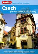 Czech Phrase Book and Dictionary 3rd edition 9789812683236 9812683232