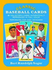 Classic Baseball Cards 0 9780486234984 0486234983