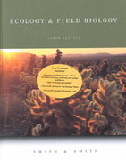 Ecology and Field Biology 6th edition 9780321068811 0321068815