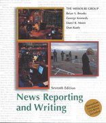 News Reporting and Writing 7th edition 9780312396985 0312396988