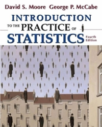 Introduction to the Practice of Statistics & CD-Rom 4th edition 9780716796572 0716796570