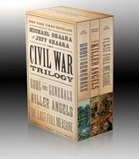 The Civil War Trilogy 3-Book Boxset (Gods and Generals, The Killer Angels, and The Last Full Measure) 0 9780345433725 0345433726