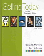 Selling Today 9th edition 9780131055445 0131055445