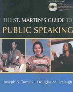The St. Martin's Guide to Public Speaking 1st edition 9780312404581 0312404581