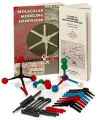 Molecular Modeling Kit to accompany Wiley Organic Chemistry (Display stands, trays etc) 7th edition 9780471362715 0471362719