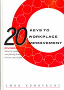 20 Keys to Workplace Improvement 0 9781563271090 1563271095