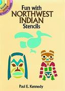 Fun with Northwest Indian Stencils 0 9780486280738 048628073X