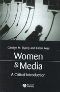 Women and Media 1st Edition 9781405116060 1405116064
