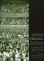 The Broadview Anthology of Drama 0 9781551117164 1551117169