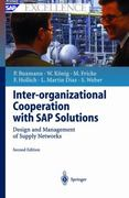 Inter-Organizational Cooperation with SAP Solutions 2nd edition 9783540200758 3540200754