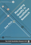 Managing Quality in Qualitative Research 1st Edition 9780761949824 0761949828