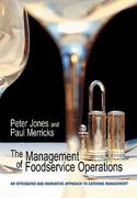 The Management of Food Service Operations 1st edition 9780304329076 030432907X