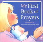 My First Book of Prayers 0 9780824955700 0824955706
