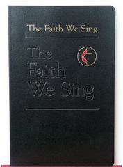 The Faith We Sing Pew Edition with Cross and Flame 0 9780687090549 0687090547