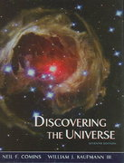 Discovering the Universe w/CD 7th edition 9780716767961 0716767961