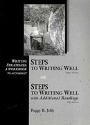 Workbook for Wyrick's Steps to Writing Well, Revised Edition, 8th 8th edition 9780155046894 0155046896