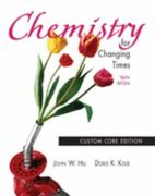 Chemistry for Changing Times 10th edition 9780131472617 0131472615