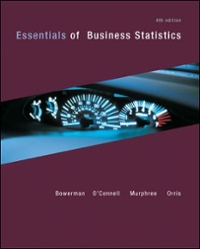 Student Solutions Manual for Weiers' Essentials of Business Statistics 5th Edition 9780534464875 0534464874