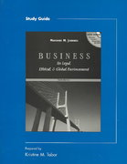 Business Its Legal Ethical and Global Environment 6th edition 9780324157994 0324157991