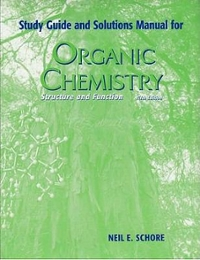 Organic Chemistry & Solutions Manual/Study Guide 5th edition 9780716778721 0716778726