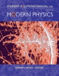 Student Solutions Manual for Serway/Moses/Moyer's Modern Physics