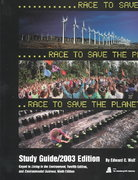 Race to Save the Planet Study Guide, 2003 Edition 1st edition 9780534396121 0534396127