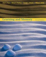 Learning and Memory 2nd Edition 9780534633547 0534633544
