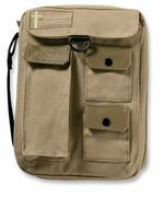 Single Compartment Cargo Khaki LG Wal-Mart 0 9780310802921 031080292X
