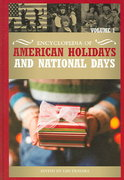 Encyclopedia of American Holidays and National Days 0 9780313331305 0313331308