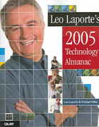 Leo Laporte's 2005 Technology Almanac 1st edition 9780789733191 0789733196