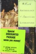 Anthology of American Literature 5th edition 9780618588947 0618588949
