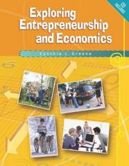 Exploring Entrepreneurship and Economics (with CD-ROM) 1st edition 9780538729345 0538729341