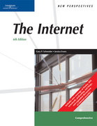 New Perspectives on the Internet, Sixth Edition, Comprehensive 6th edition 9781418860714 1418860719