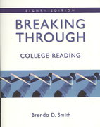 Breaking Through 8th edition 9780205538232 0205538231