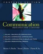 Communication 1st edition 9780205609826 0205609821