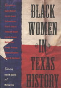 Black Women in Texas History 0 9781603440318 1603440313
