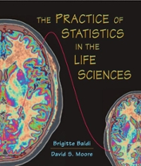 The Practice of Statistics in the Life Sciences 1st edition 9781429218764 1429218762