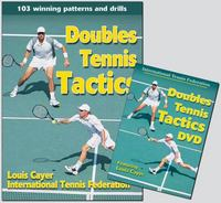 Doubles Tennis Tactics 1st edition 9780736064187 0736064184