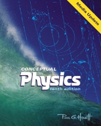 Conceptual Physics 10th edition 9780321548092 0321548094